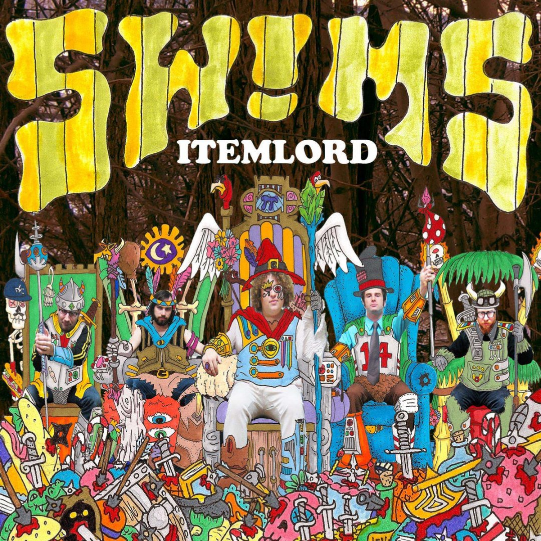 the Sw!ms - Itemlord