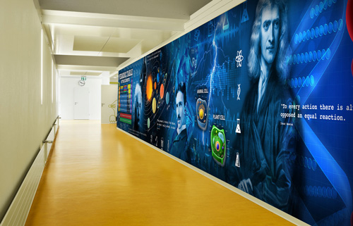 Wall Murals Amp Wallpaper For Schools Amp Colleges Wallsauce