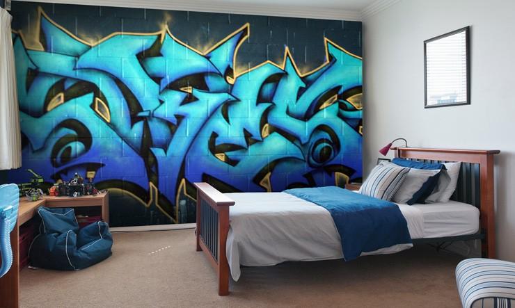 Boys Graffiti Bedroom Ideas Psoriasisguru Com