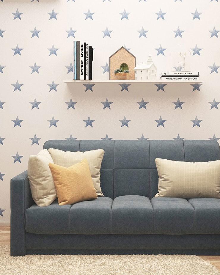 9 Tips To Make A Small Room Look Bigger Wallsauce Uk