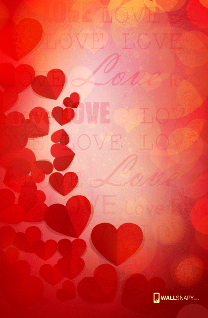 Full Hd Love Heart Wallpapers Free Download Wallsnapy