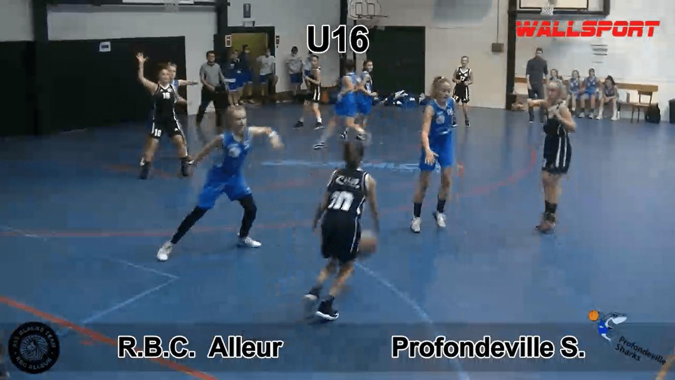RBC Alleur – Profondeville S.