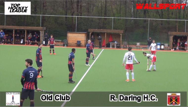 Old Club – R. Daring H.C.