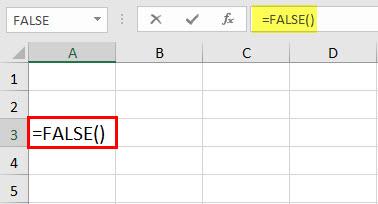 ЛОЖЬ Пример функции 1