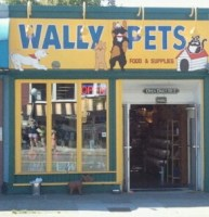Wally Pets Moving Two Doors Down