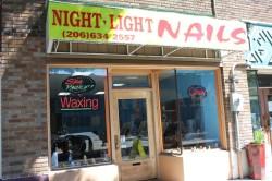 Night Light Nail Salon