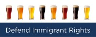 Defend Immigrant Rights with The Blue Moon and Floating Bridge Brewing