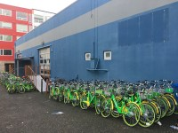 DRAFT: Wallingford: A Home to Bike-Share