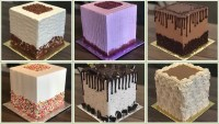 Cubes Baking Anniversary Celebration
