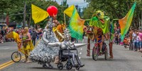 Fremont Fair and Solstice Parade