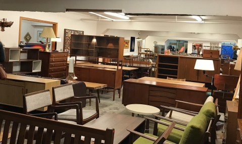 A Sneak Peak Into Seattle Furniture Company Wallyhood