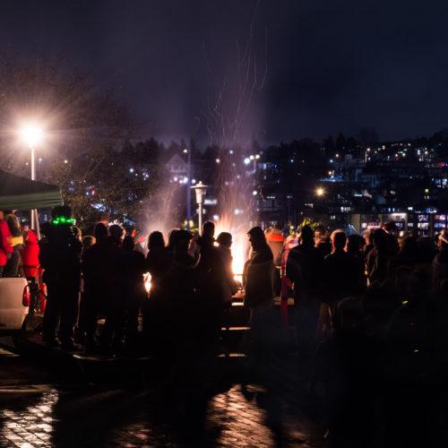 Seattle Christmas Ships 2020 Bonfires Listen for the Christmas Ships tonight | Wallyhood