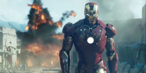 cinecomic iron man