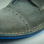 Fanio scarpa casual - particolare punta