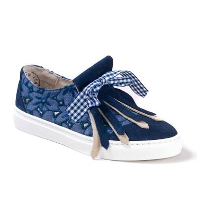 Sneaker donna drop cool blu
