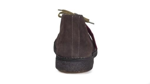desert boot Gable piombo