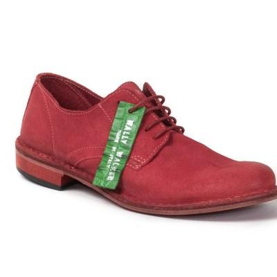 derby Jack camoscio tinto rosso-6739