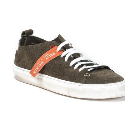 sneaker piuma camoscio foresta-6798