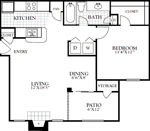 Walnut Creek Apartments: Walnut Creek Apartments In Arlington, Texas