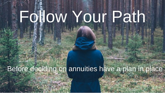 annuity rollover options follow your plan first