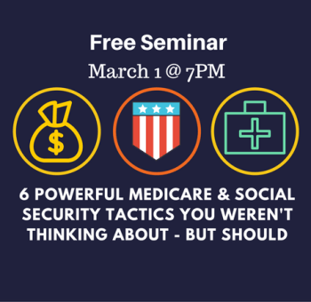 Winchester Workshop - Medicare & Social Security