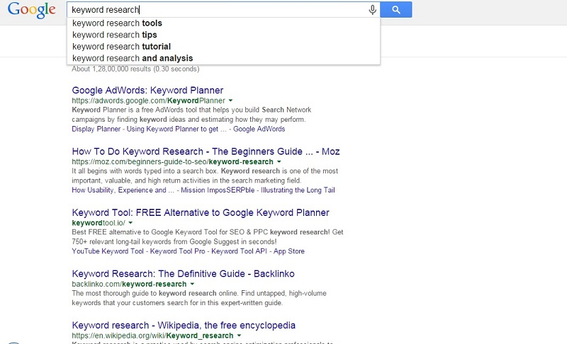 B2B Keyword Research: It Is All about Guiding Customers