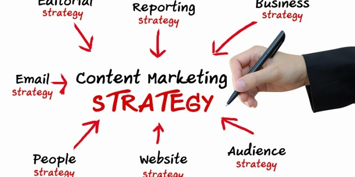 Using your Content marketing strategy to fortify your SEO