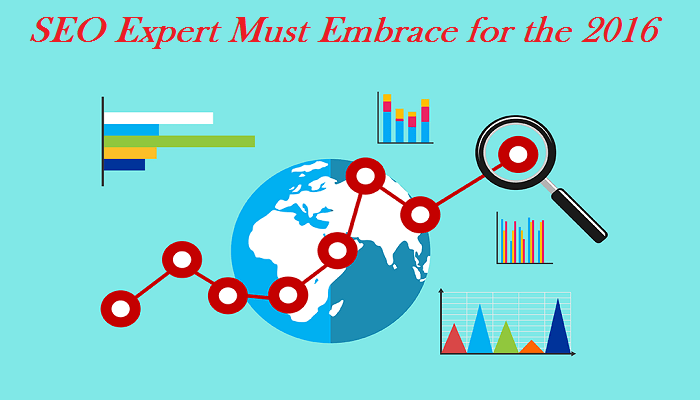 4 Tips Your SEO Expert Must Embrace for the 2016 Campaign