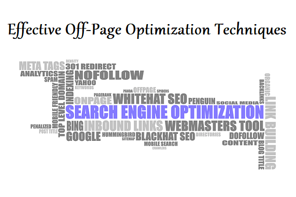 Off-Page Optimization