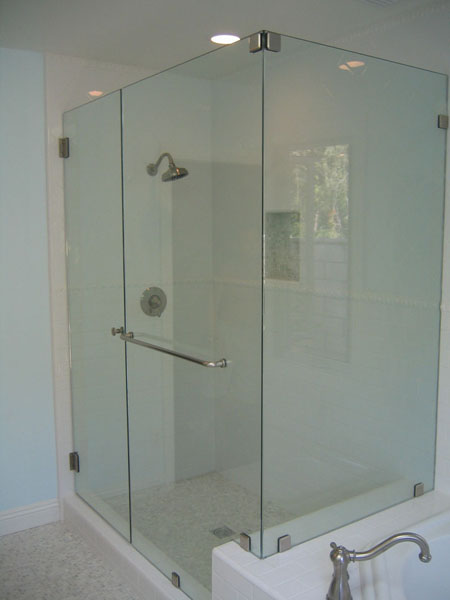 Los Angeles Glass Shower Doors Repair Replacement