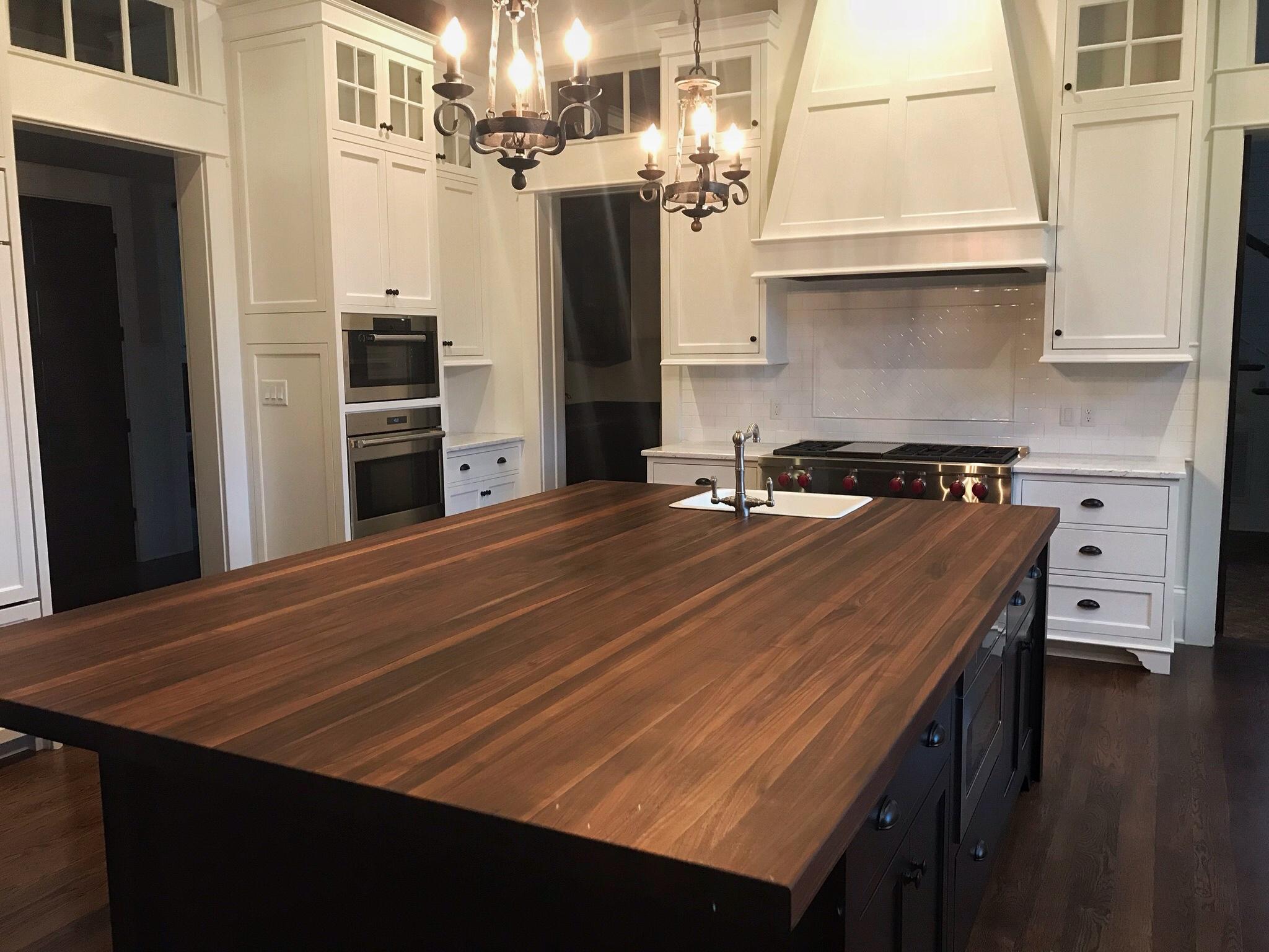 Butcher Block Countertop Custom Design Wood Counters