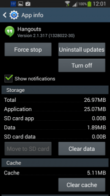 Or uninstall updates in the Application Manager ( Settings - More - Application Manager )