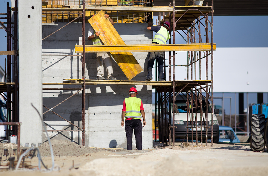 Scaffolding Can Cause Serious Injuries