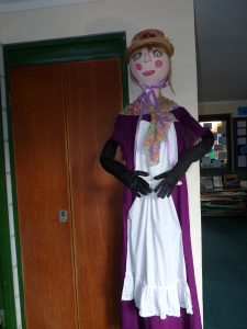 Aunt Sally - Scarecrow Entry