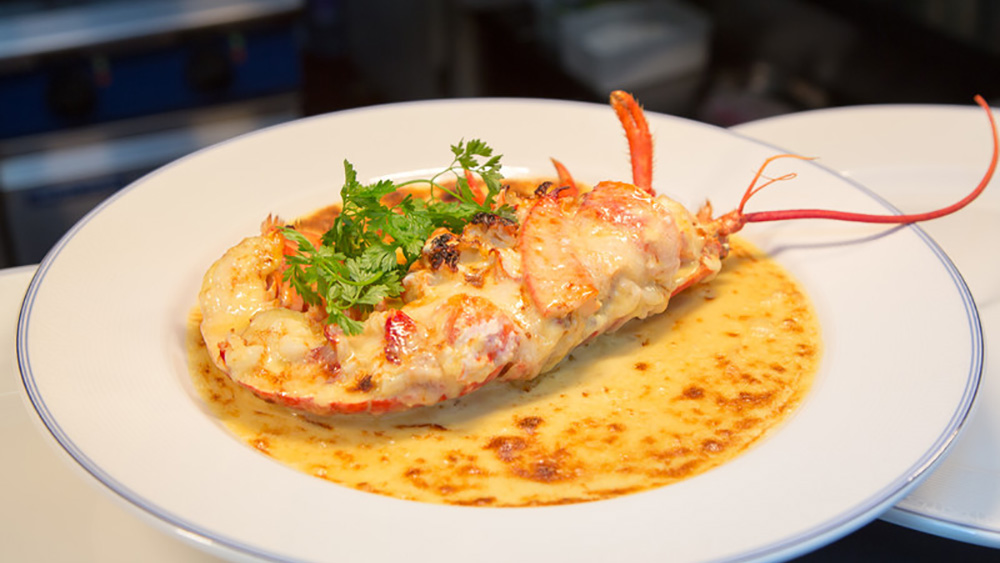 Lobster Thermidor Walter Purkis And Sons