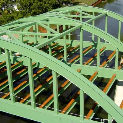 City of Windsor - Wyandotte Street New Arch Bridge