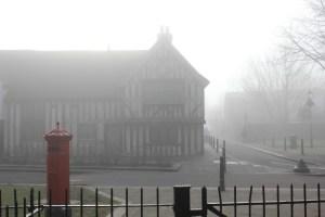Ancient House mist