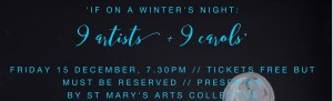 If On A Winter's Night: 9 Artists + 9 Carols @ St Mary's Church | England | United Kingdom