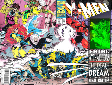 X-Men #25 Wraparound