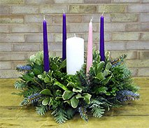 Walton United - Advent Wreath