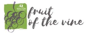 fruit of the vine @ Walton United Church, Oakville, Ontario