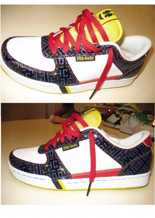 cool pacman shoes
