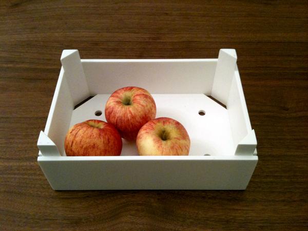 fruit bowl iPad Case