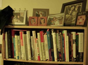 Books and other animals.