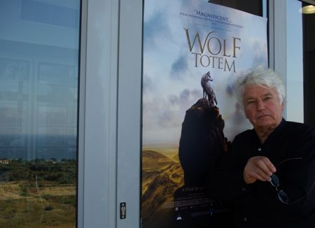 Jean-Jacques Annaud in Durban