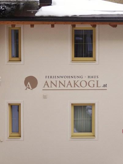 Fassade Haus Annakogl