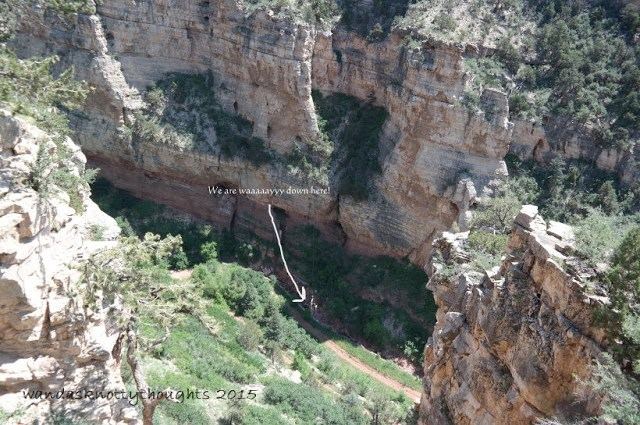 Visit to Cave of the Winds, Colorado Springs, Colorado on wandasknottythoughts.com