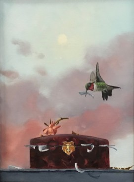 Lacquered Box (oil on panel 16x12)