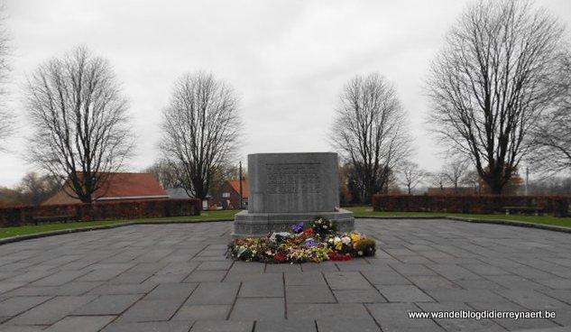Passchendaele Canadian Memorial