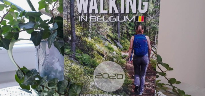 Walking in Belgium